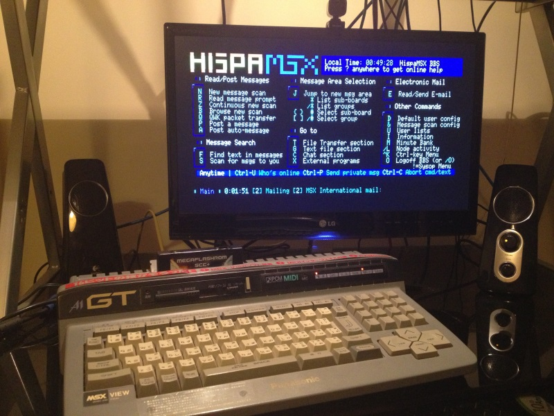 HispaMSX BBS