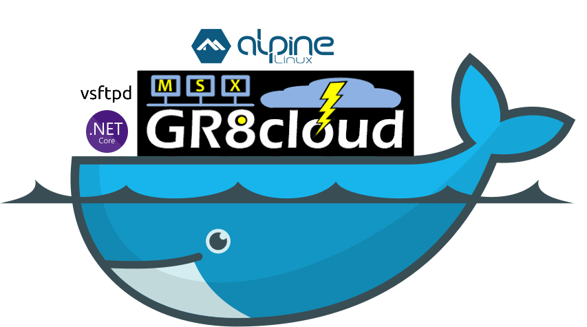Habilitando ordenadores MSX al cloud con Docker, .NET Core, GNU/Linux y GR8cloud Server